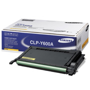 Samsung CLP-Y600A lézertoner yellow Samsung CLP-600N lézernyomtatóhoz