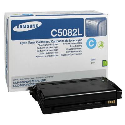 Samsung CLT-C5082L lézertoner cyan Samsung CLP-670ND lézernyomtatóhoz