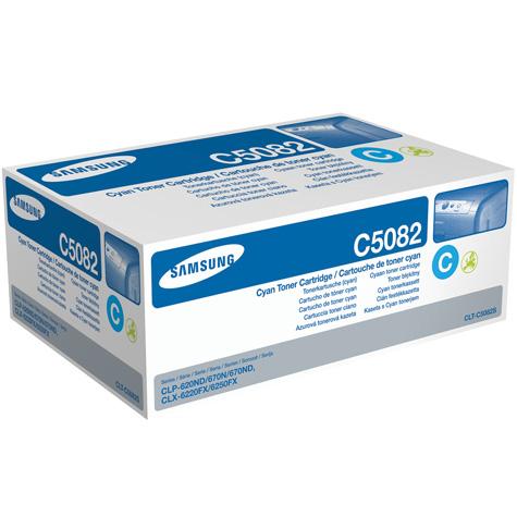Samsung CLT-C5082S lézertoner cyan