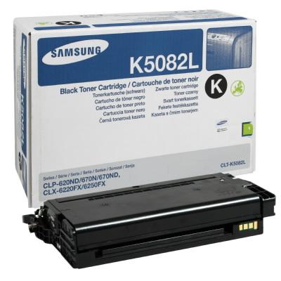 Samsung CLT-K5082L lézertoner fekete Samsung CLX-6220FX lézernyomtatóhoz