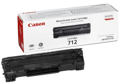 Canon Cartridge 712 lézertoner Canon i-SENSYS LBP3100 lézernyomtatóhoz