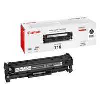 Canon Cartridge 718 Fekete lézertoner Canon i-SENSYS MF8380Cdw  lézernyomtatóhoz
