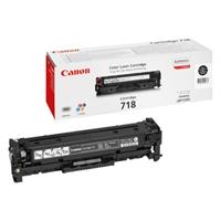 Canon Cartridge 718 Fekete lézertoner