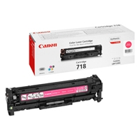 Canon Cartridge 718 Magenta lézertoner Canon i-SENSYS LBP7680cdn lézernyomtatóhoz