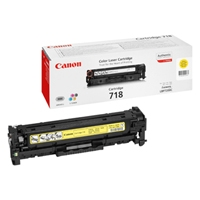 Canon Cartridge 718 Yellow lézertoner
