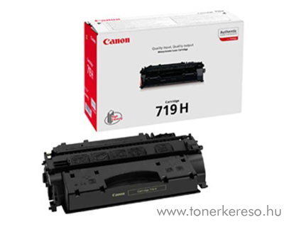 Canon Cartridge 719H lézertoner