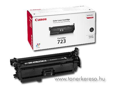Canon Cartridge 723 Fekete lézertoner Canon i-SENSYS LBP7750Cdn lézernyomtatóhoz