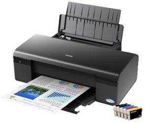 Epson Stylus D120 tintasugaras nyomtató