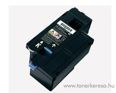 Dell 1250C/1350C/1355C fekete utángyártott toner SP