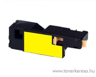 Dell C1760nw/C1765nf utángyártott yellow toner FUD1760Y