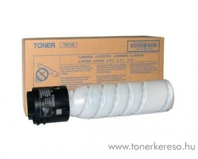 Develop ineo 215 (TN118) eredeti black toner A3VW0D0
