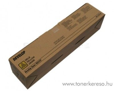 Develop ineo+ 200 (TN214Y) eredeti yellow toner A0D72D3