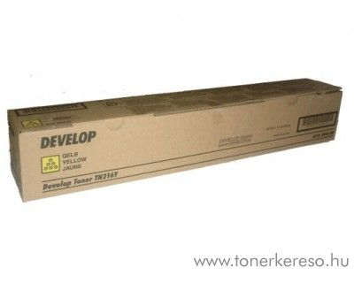 Develop ineo+ 220/280 (TN216Y) eredeti yellow toner A11G2D1