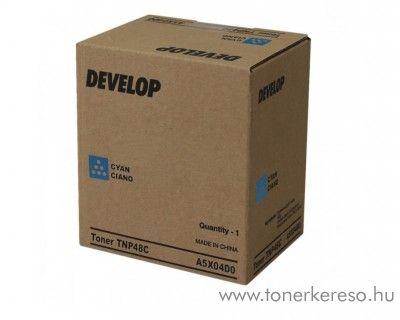 Develop ineo+ 3350/3850 (TNP48C) eredeti cyan toner A5X04D0