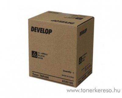 Develop ineo+ 3350/3850 (TNP48K) eredeti black toner A5X01D0