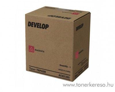 Develop ineo+ 3350/3850 (TNP48M) eredeti magenta toner A5X03D0