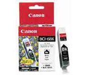 Canon BCI 6 Bk tintapatron Canon PIXMA iP4000P tintasugaras nyomtatóhoz