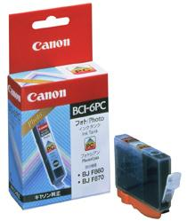 Canon BCI 6 Photo C tintapatron