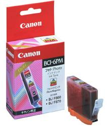 Canon BCI 6 Photo M tintapatron