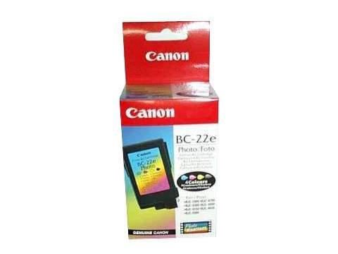 Canon BC 22 Ph tintapatron