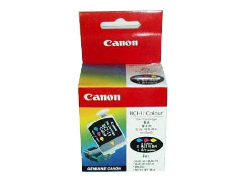 Canon BCI 11 C tintapatron Canon BJC-55 tintasugaras nyomtatóhoz