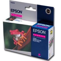 Epson Tintapatron T054340 Epson Stylus Photo R1800 tintasugaras nyomtatóhoz