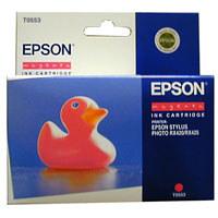 Epson Tintapatron T055340 Epson Stylus Photo RX430 tintasugaras nyomtatóhoz