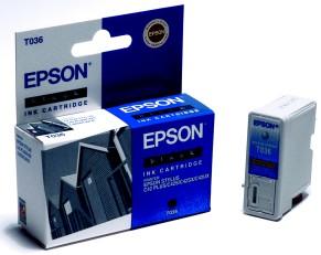 Epson Tintapatron T036140 Epson Stylus C44 tintasugaras nyomtatóhoz