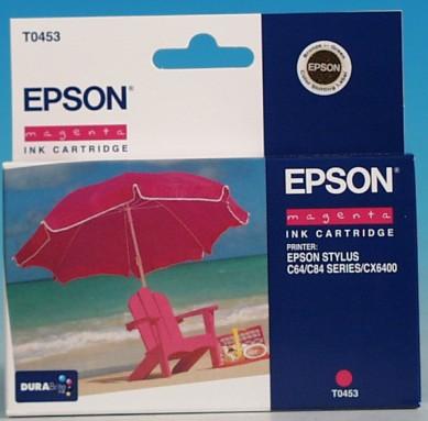 Epson Tintapatron T045340 (Magenta)