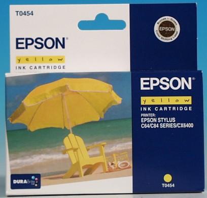 Epson Tintapatron T045440 (Yellow)