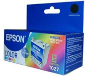 Epson Tintapatron T027401 Epson Stylus Photo 820 tintasugaras nyomtatóhoz