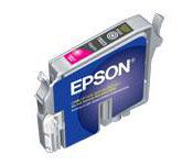 Epson Tintapatron T042340 (Magenta) Epson Stylus CX5400 tintasugaras nyomtatóhoz