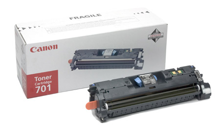 Canon EP-701 Bk lézertoner