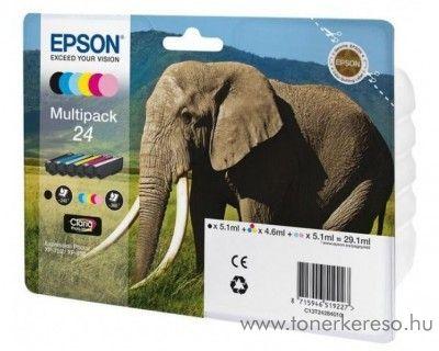 Epson 24 T2428 eredeti multipack tintapatron C13T24284010