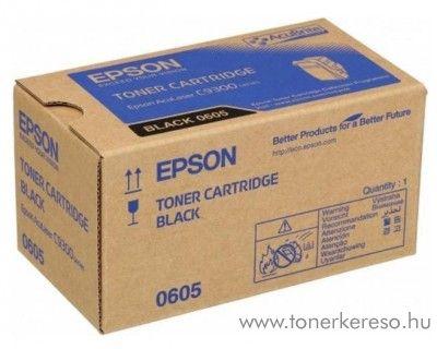 Epson Aculaser C9300n eredeti black toner C13S050605