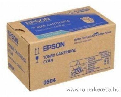 Epson Aculaser C9300n eredeti cyan toner C13S050604