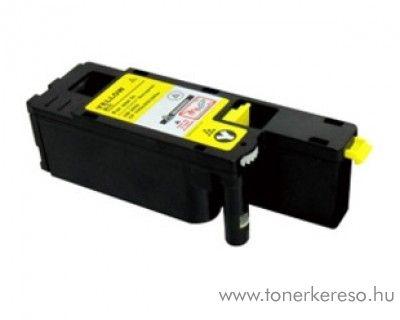 Epson C1700/1750/CX17 (C13S050611) kompatibilis yellow toner