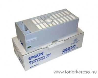 Epson C8901 eredeti maintenance tank C12C890191 Epson Stylus Pro 9890 SpectroProofer UV tintasugaras nyomtatóhoz