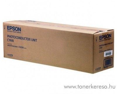 Epson C9200/C9200DN eredeti cyan drum S051177