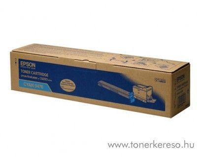 Epson C9200 eredeti cyan toner C13S050476