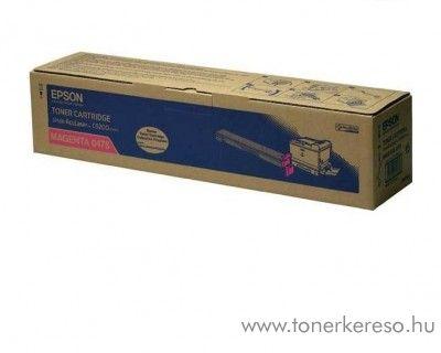 Epson C9200 eredeti magenta toner C13S050475