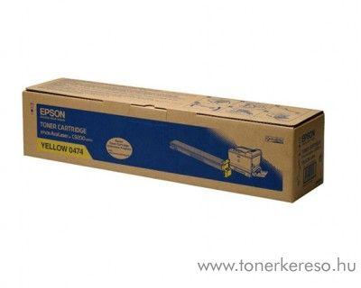 Epson C9200 eredeti yellow toner C13S050474