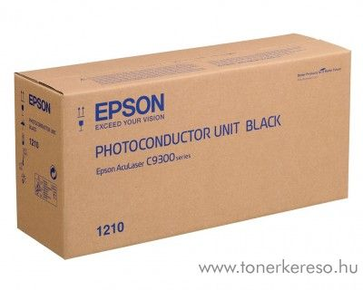 Epson C9300N/C9300DN eredeti black drum S051210