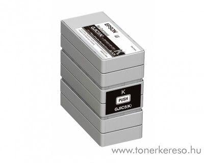 Epson ColorWorks C831 eredeti black tintapatron C13S020563 Epson ColorWorks C831 tintasugaras nyomtatóhoz