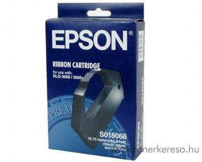 Epson DLQ-3000 eredeti fekete szalag C13S015066