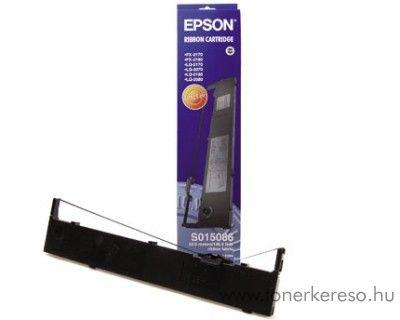 Epson FX2170 eredeti fekete szalag C13S015086 Epson FX-2180 mátrixnyomtatóhoz