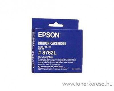 Epson GX80  eredeti fekete szalag C13S015053 Epson P-87RA mátrixnyomtatóhoz