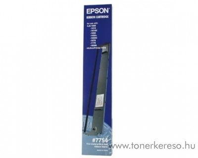 Epson LQ1050 eredeti fekete szalag C13S015022 Philips P2909 mátrixnyomtatóhoz