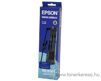 Epson LQ630 eredeti fekete szalag C13S015307