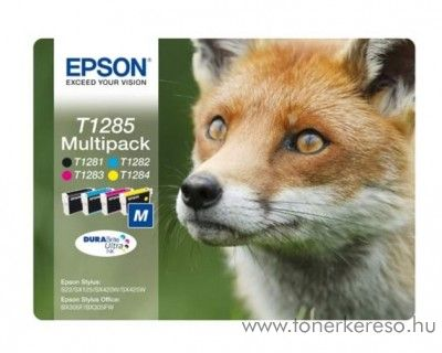 Epson Multipack T1285 tintapatron csomag BCMY SX125/SX130/SX425